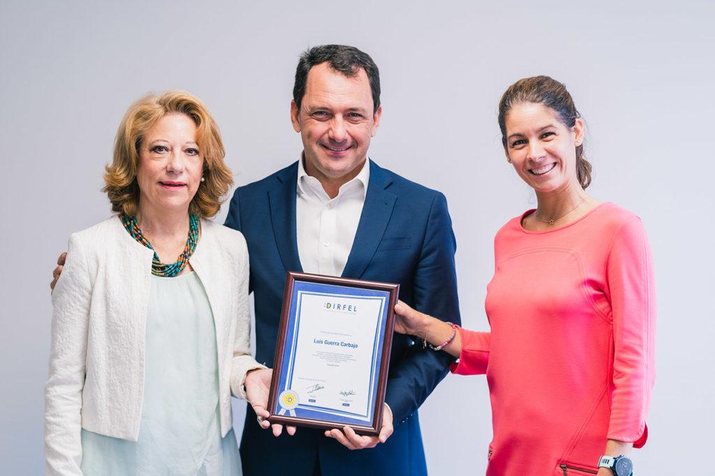 Certificado Internacional Advanced en Felicidad Inés Valle